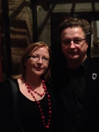 Z Janijem Novakom, Laibach